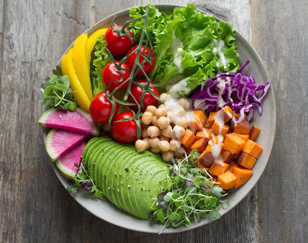 Vitality Nutrition Assessment